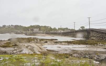 Eating in Portland, Maine: The Neverending Rain