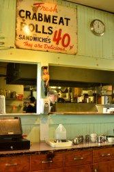 Eating in Portland, Maine: The Porthole, 20 Custom House Wharf