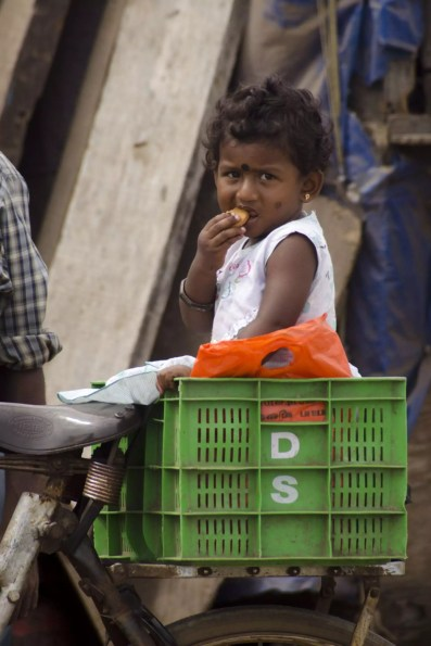 Places to visit in Bangalore: A Kid on a Bike