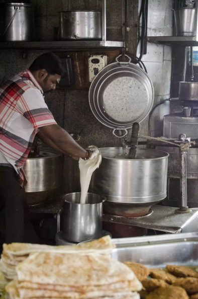 Places to visit in Bangalore: Making Onion Chapatis - Things to do in Bangalore Where to stay in Bangalore