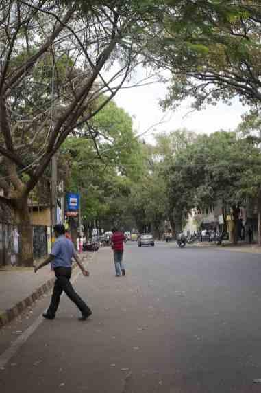Visite de Bangalore - La vie de tous les jours