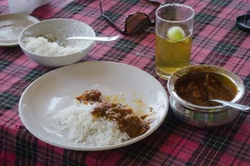 Voyage en Inde - Vindaloo, le plat de Goa