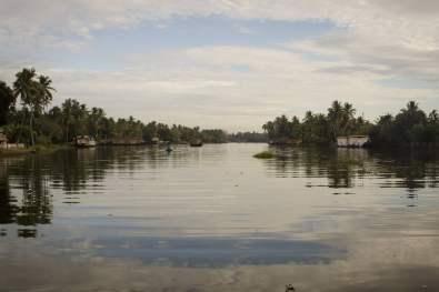 Voyage à Kochi, Inde: Aleppey Backwaters