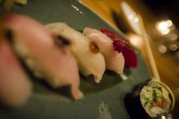 Comment manger des sushis: Les nigris de Shinji Nagai
