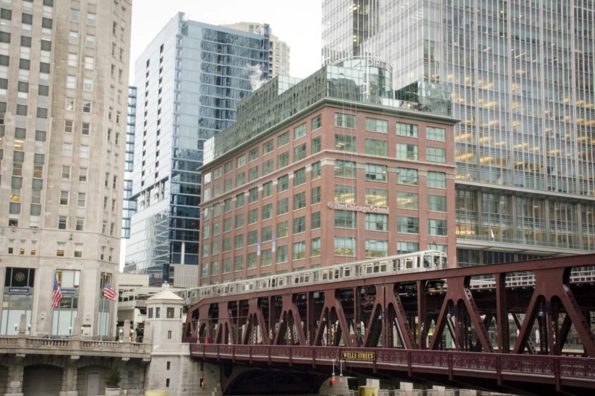 Visiter Chicago: Le 'L'