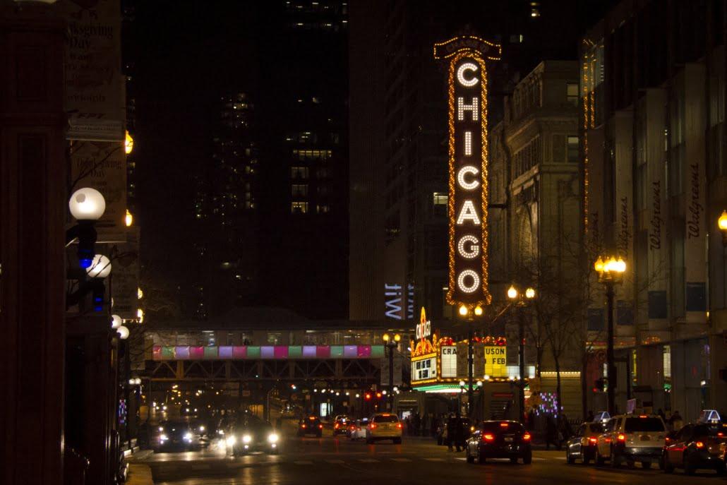 Visiter Chicago: Le théâtre Chicago