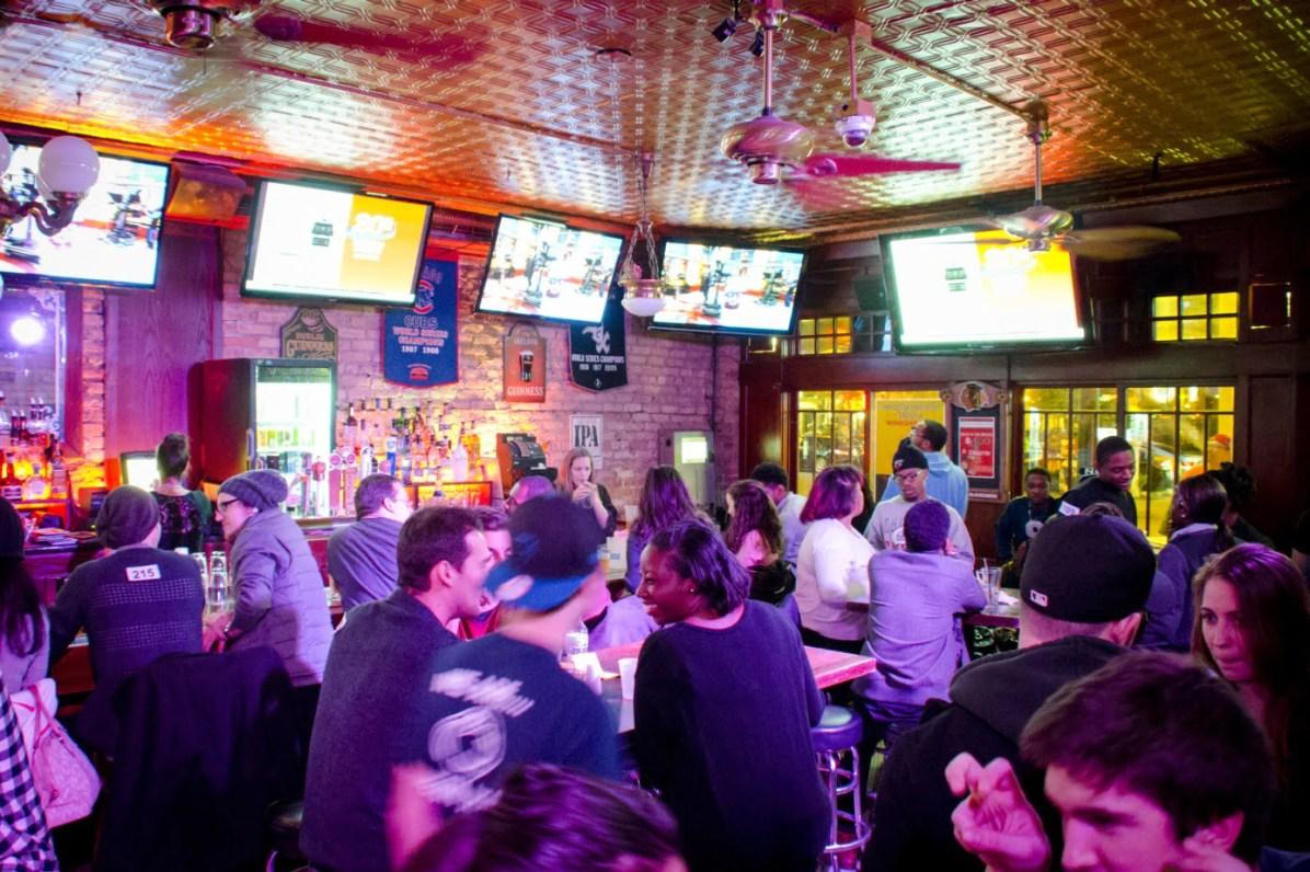 Visiter Chicago: Durkin's Tavern