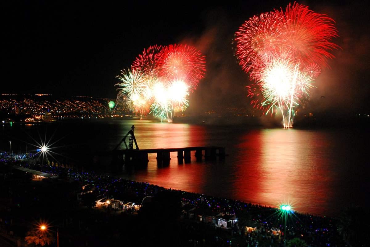 Valparaiso - Photo libre de droits