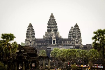 Travel The World On 50 Dollars A Day and visit Angkor Wat!