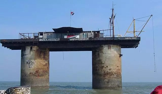 Sealand - Photo libre de droits