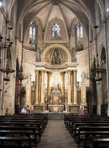 Best Cities for Architects to visit: Barcelone