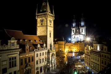 Prague Photography