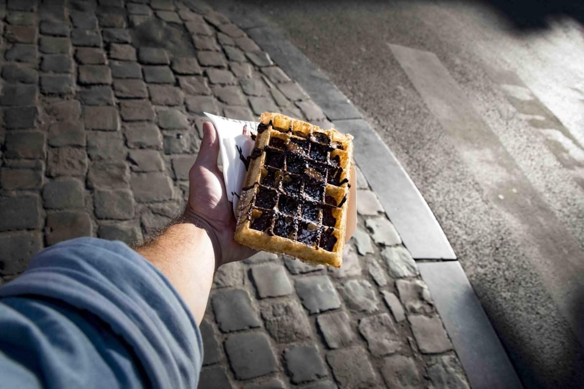 Belgian Restaurants in Brussels - Waffle Factory - Belgium