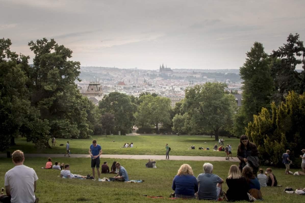 Riegrovy Sady à Prague - Crédits photo: Cédric Lizotte