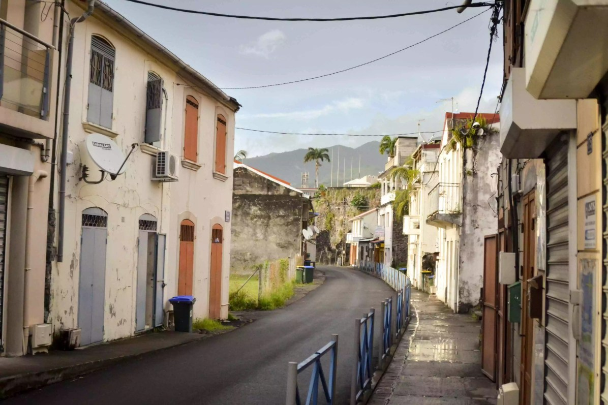 All-Inclusive Hotels - DON'T: Forget the local population – Small towns like this one in Martinique deserve to be explored!