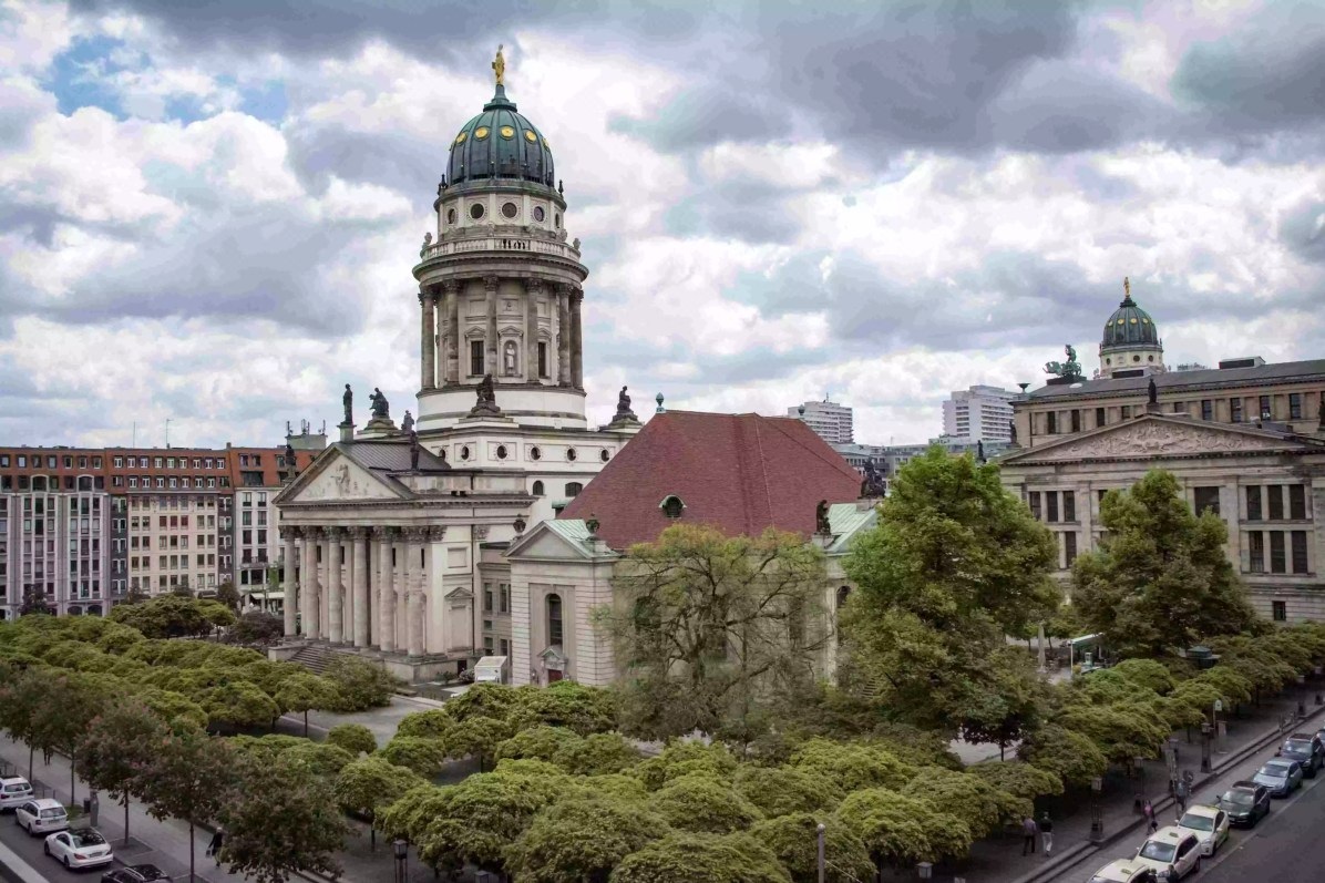 Berlin Travel Blog Where to stay in Berlin