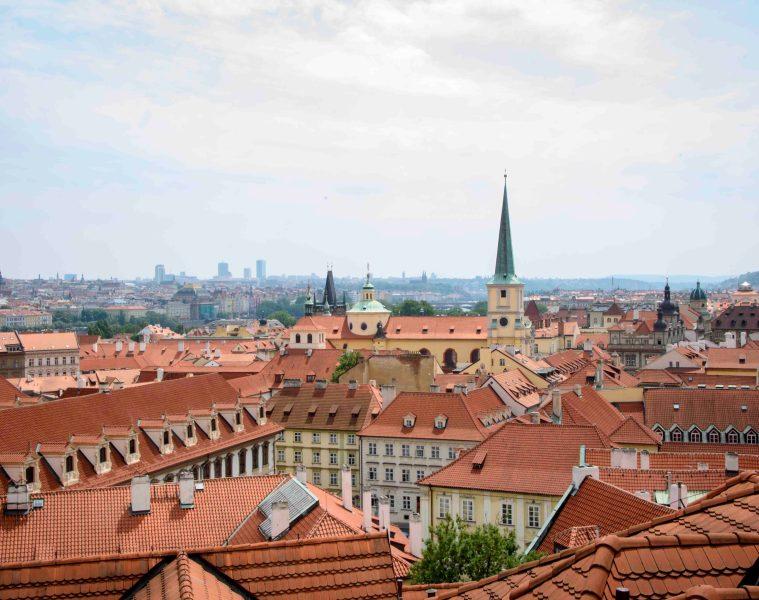 Digital Nomad Life Destination: Prague