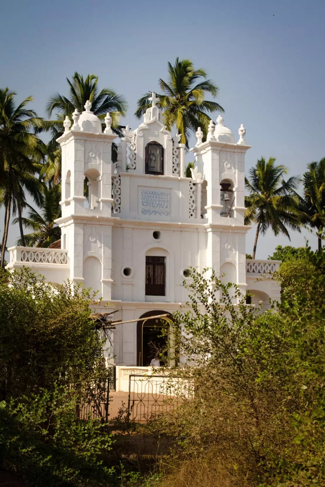 Trip to Goa: Yes, it's a Catholic province!