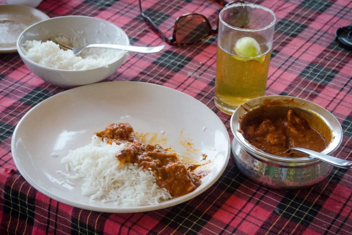 Goa Travel Blog - Trip to Goa: The Food Where to stay in Goa
