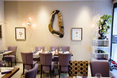 Le Vingt4: la salle à manger