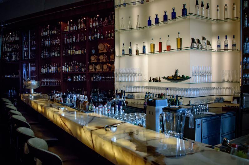 Parkhuus - Le bar