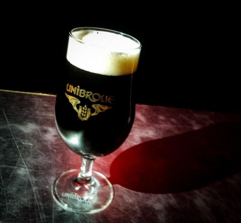 Bar le Vestiaire: Résolution en fût