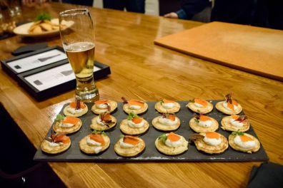 La Guilde Culinaire et les bières Labatt
