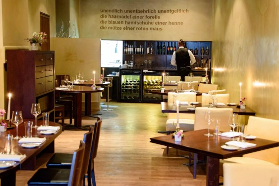 Horváth Restaurant, Berlin