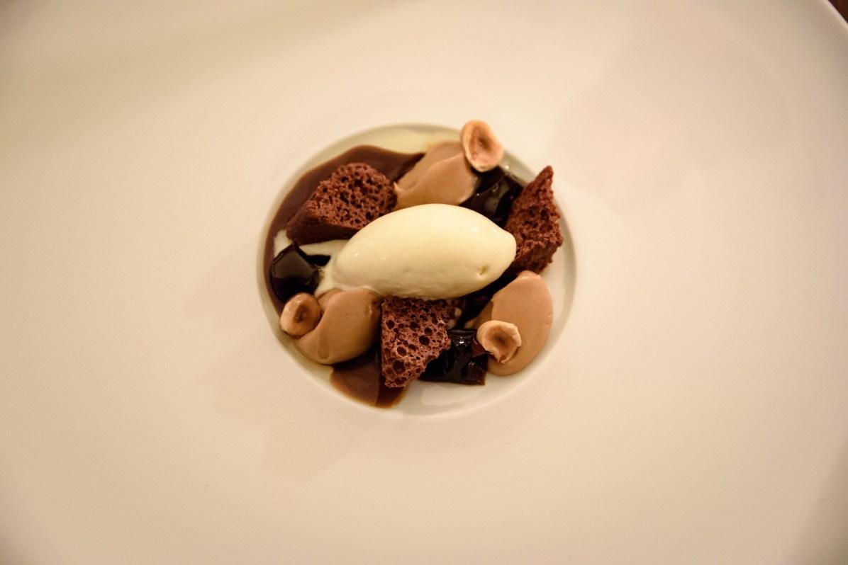 Horváth Restaurant: Noisette, de mélasse et de beurre noisette