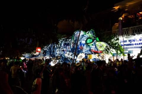 Cambodia: I spent the Lunar New Year in Siem Reap! | Cambodge: J'ai passé le Nouvel An lunaire à Siem Reap!