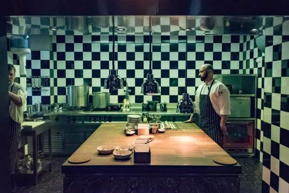 La Dégustation, Prague - The Open Kitchen