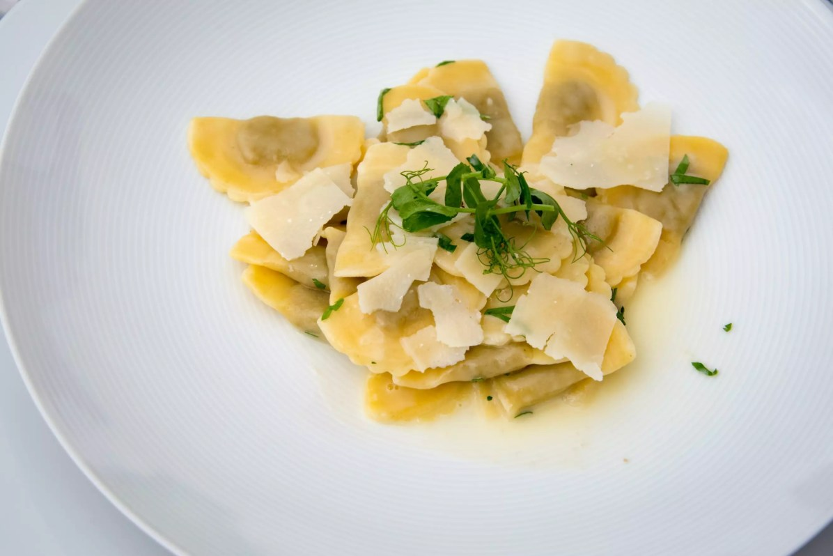 Coda, Prague - Homemade Ravioli