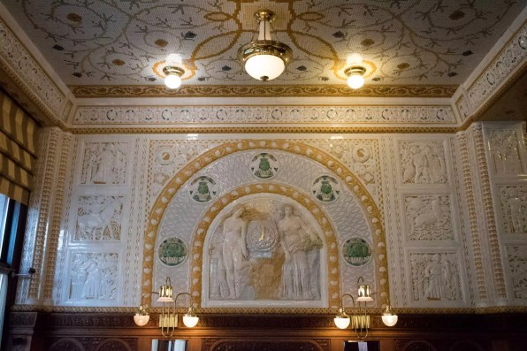 Cafe Imperial, Prague, Czech Republic