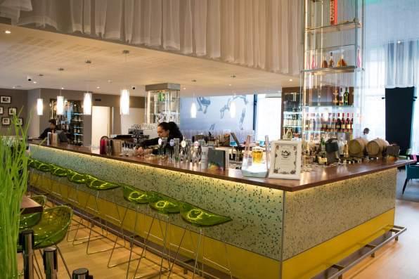 Hôtel Bruxelles: Hôtel Thon EU - Le bar