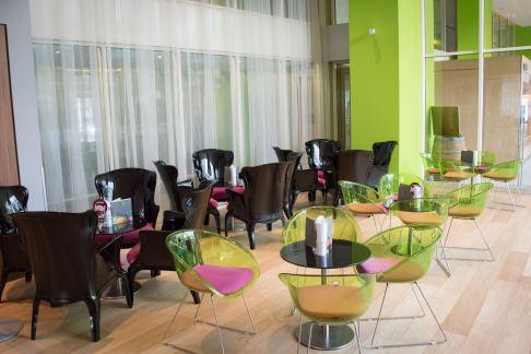 Hôtel Bruxelles: Hôtel Thon EU - Le lounge