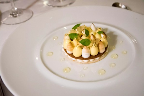 Where to Eat in Paris: Le Restaurant de l'Hôtel