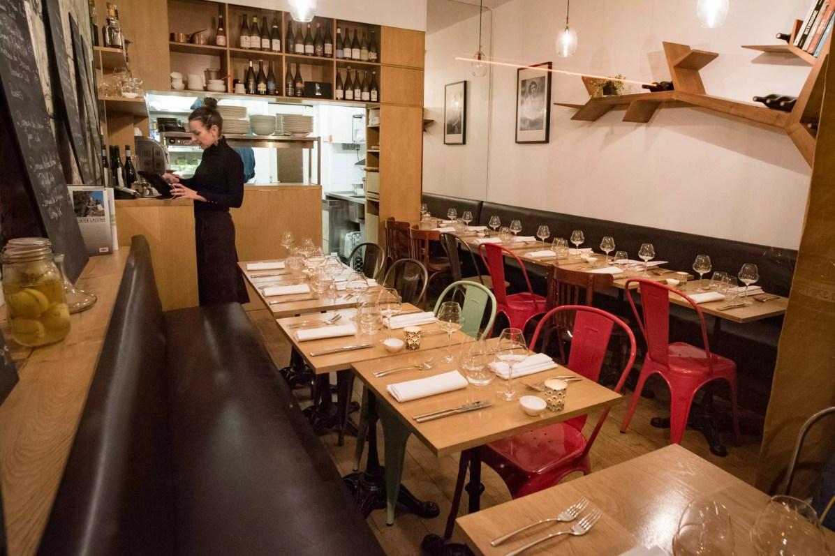 Where to Eat in Paris: Le Timbre