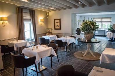 Bistro Margaux, restaurant étoilé, Bruxelles: La salle à manger