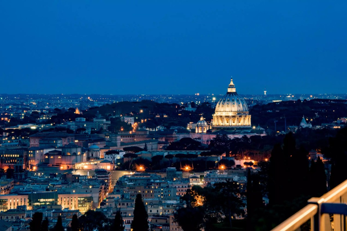 Pays les plus visités - Italie. Ici, Rome. - Photo © Cedric Lizotte