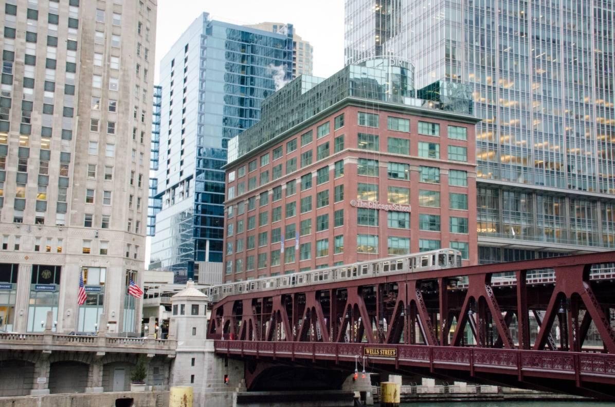 Pays les plus visités - États-Unis. Ici, Chicago. - Photo © Cedric Lizotte