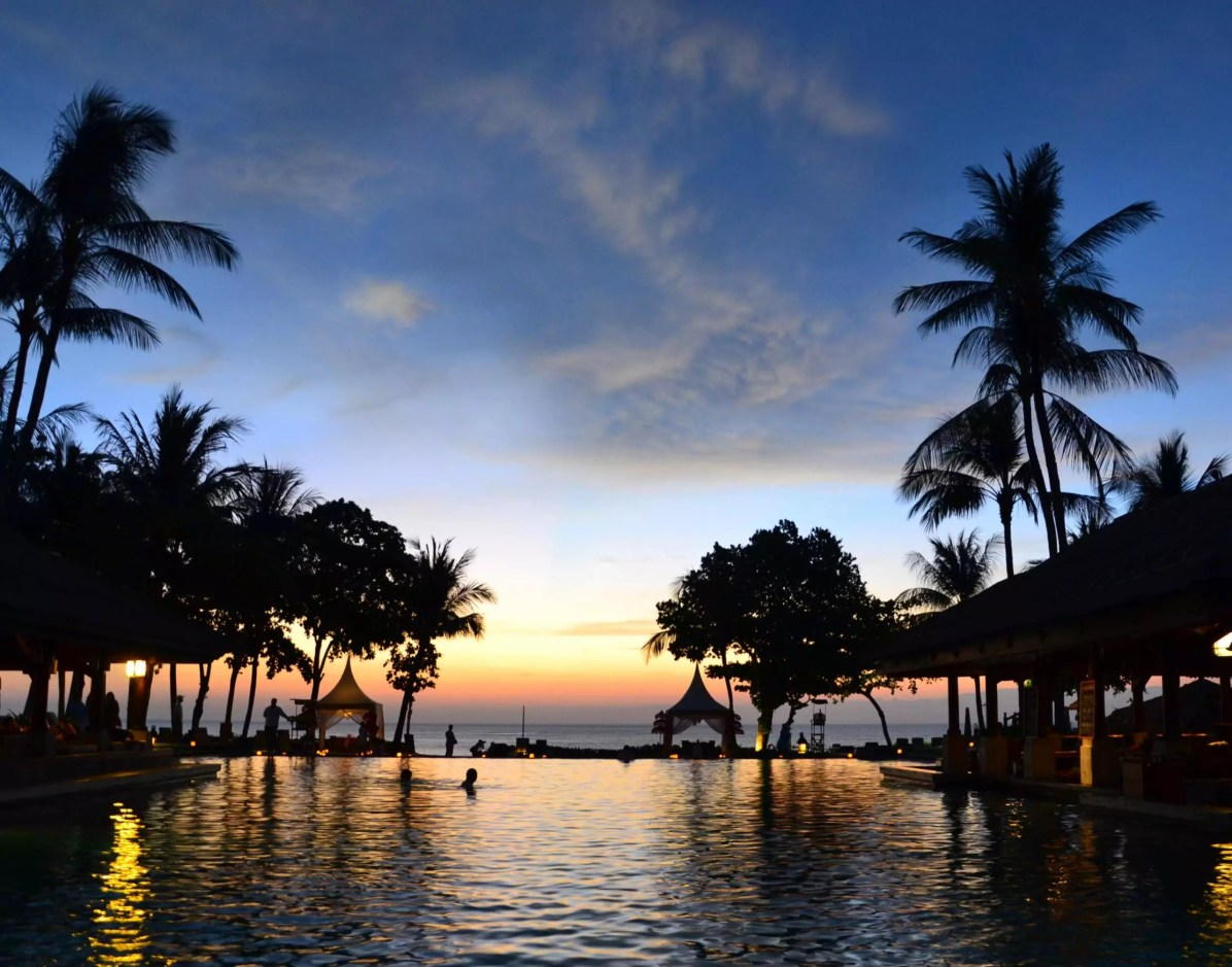 Bali Travel Blog - This is a copyright-free photo - Where to stay in Bali