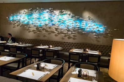Kuffler restaurant: Le décor