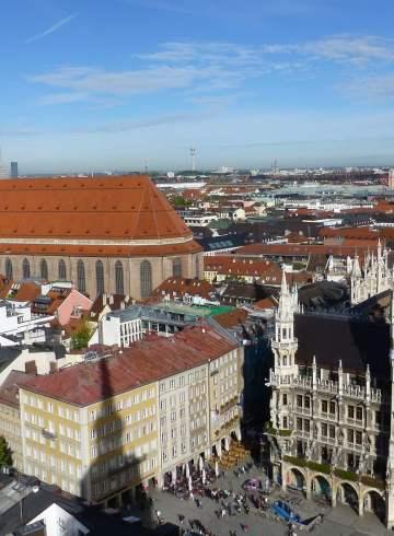 Visiter Munich - What to eat in Munich