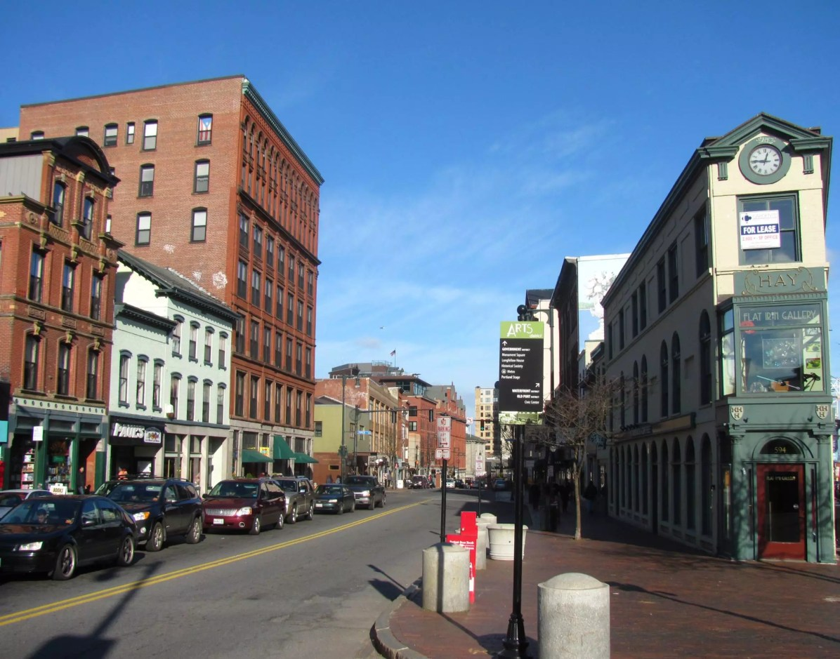 Portland Maine Travel Blog- Portland Maine Travel Blog: