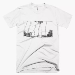 The t-shirts of http://Foodie.Voyage