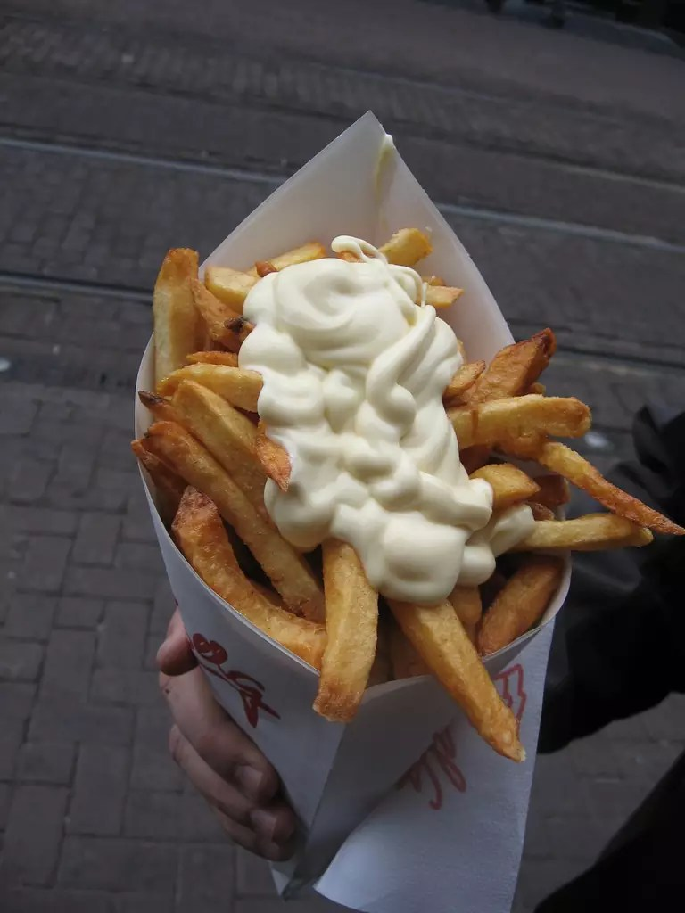 Amsterdam Fries - Things to do in Amsterdam