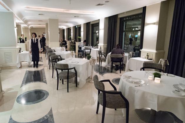 Restaurant Assaje Rome - Le restaurant