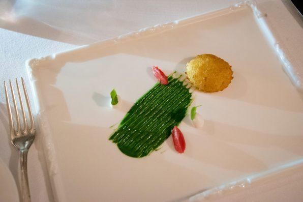 Restaurant Assaje Rome - Croquette de fromage