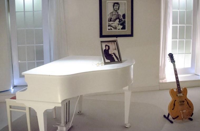 Beatles story museum cedric lizotte
