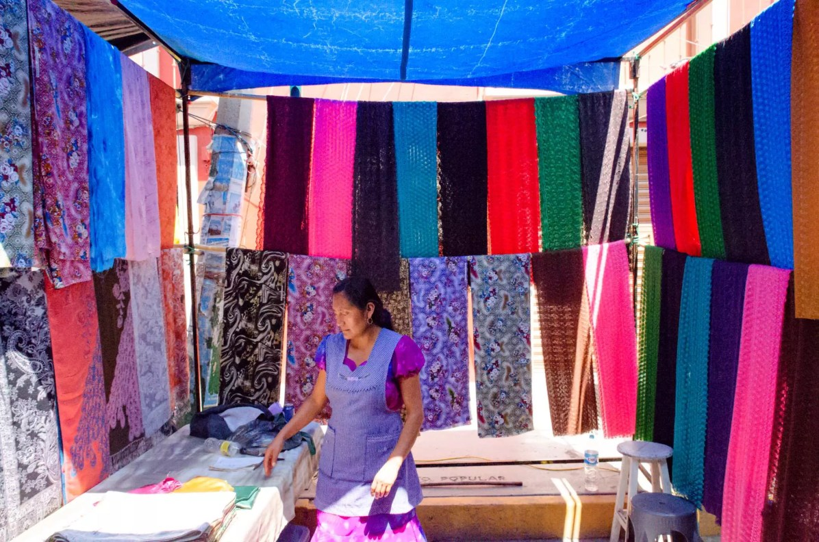 The market of Tlacolula de Matamoros - What to eat in Oaxaca City
